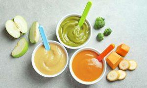 Solid Food mempunyai cara penyediaan yang berbeza mengikut umur setiap bayi