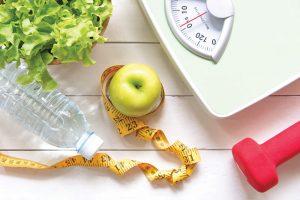 Diet DASH - dengan memfokuskan pada sayur-sayuran, buah-buahan, susu rendah lemak, dan protein tanpa lemak, serta kawalan bahagian untuk memotong makanan yang mengandungi lemak dan kolesterol yang tidak sihat dan meningkatkan makanan dengan serat dan protein.