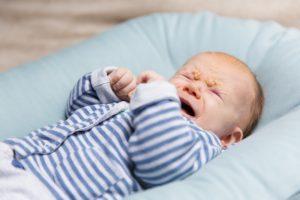 Bayi yang baru lahir biasanya menghabiskan 2 hingga 3 jam sehari menangis.